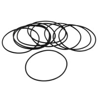 Wholesale 5 Pairs mm x mm x mm Rubber O Ring Oil Seal Gasket Replacement