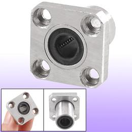 Wholesale 8mm Inner Diameter Square Flange Linear Motion Bushing Ball Bearing LMK8UU