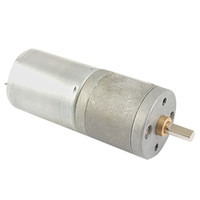 Wholesale 25mm DC V mA RPM Torque Gear Box Motor