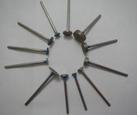 dental drill burs - x Dental Lab Assorted Diamond Burs Millers Tooth Drill Jewelers mm NEW