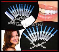 Cheap Wholesale-1Pack lot Teeth Whitening Tooth Bleaching Kit 35% Peroxide Dental Professional Bleaching System Gel 100ML MY320