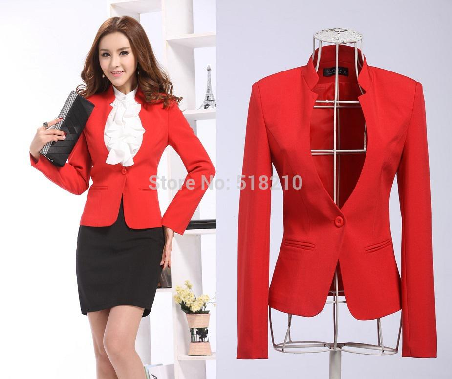 2017 Wholesale New Elegant Red 2015 Feminino Autumn Winter Women ...