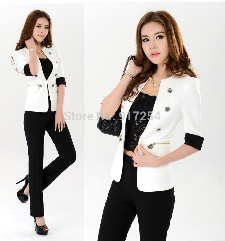 Wholesale-Plus Size XXXL Elegant Fashion White 2015 New Summer ...