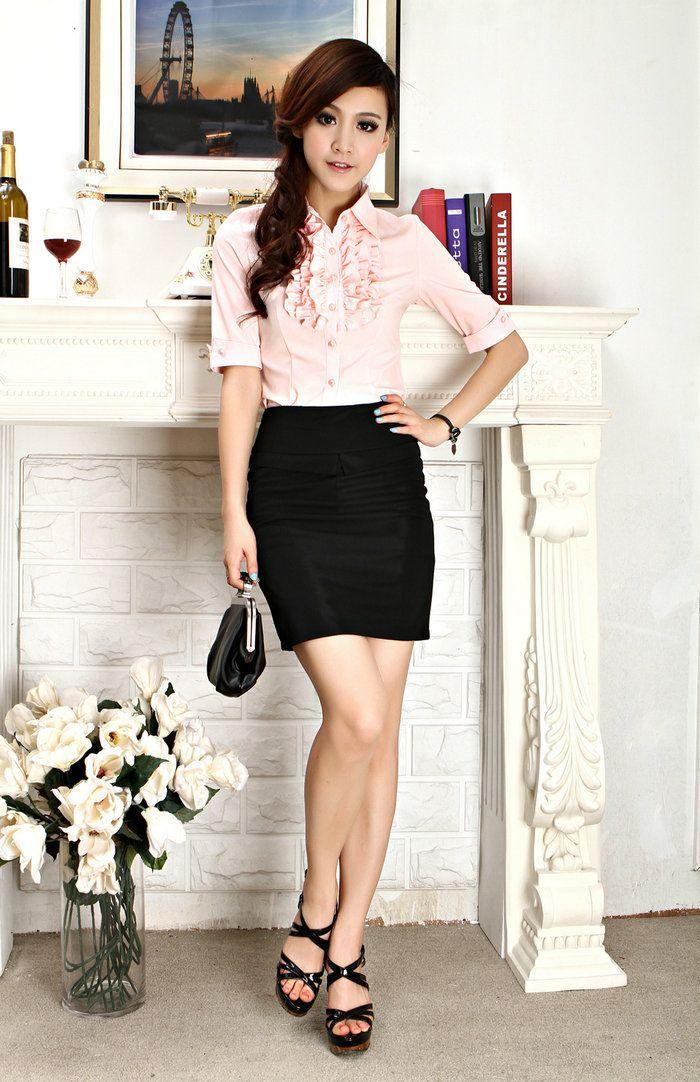 Formal Shirt And Skirt - Latest and Best Model Skirt 2017