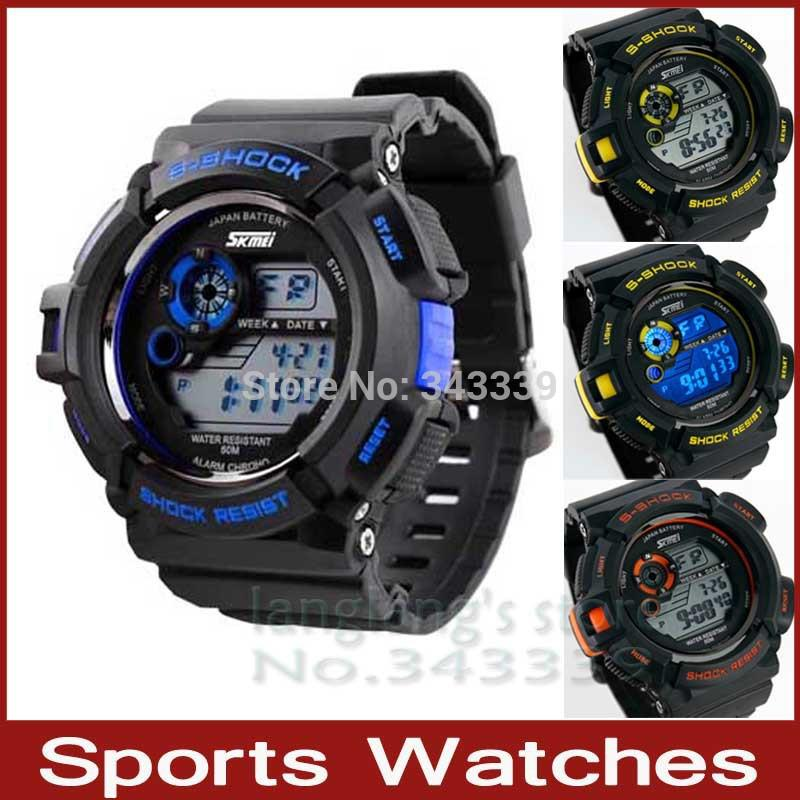 whole new 2015 g men sports watch casual digital watch whole new 2015 g men sports watch casual digital watch electronic led dive