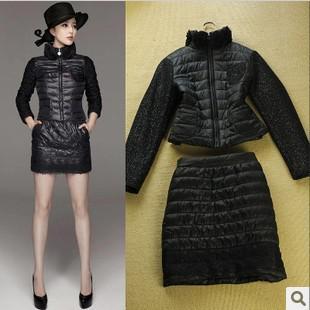 Black Winter Skirt - Dress Ala