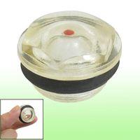 Reparando 20 milímetros Masculino fio de plástico Compressor de ar Oil Nível Visor Limpar