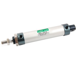 Wholesale 20mm Bore mm Stroke Aluminum Alloy Pneumatic Mini Air Cylinder