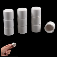 Wholesale 20mm White PVC Hose Tube End Fitting Adapter Caps