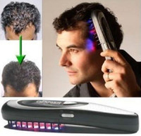 black laser comb hair - Power Grow Laser Comb Kit Regrow Hair Loss Therapy Cure Restoration Comb Kit Hair Care Treatment Hairmax Laser Hair comb