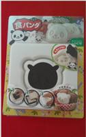 sandwich packaging - arnest Panda Shape Sandwich Mold Bread Cake Mold Maker DIY Mold Cutter Craft original package