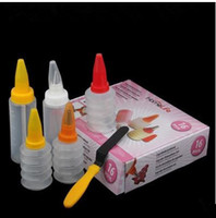 baking butter cookies - Diy baking tools cookies cream butter chocolate Cake Decorating Nozzle Pastry tips Converters Set