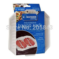 bacon tray - MICROWAVABLE BACON RACK CRISPER COOKING TRAYNEW WHITE MICROWAVABLE BACON RACK CRISPER COOKING TRAY