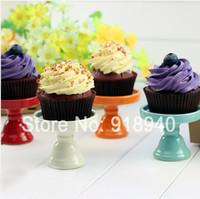 afternoon snacks - Ceramic Afternoon Tea Dessert Snack Rack Cupcake Wedding Cake Stand Cake Side Table Pallet