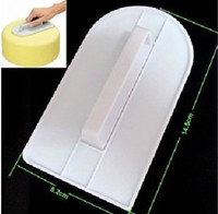 Wholesale fullerboard cake plaster board cm Making cake surface more smoothly Baking tools cake