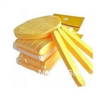 best face packs - Best Selling pack Puff Thick Strip Soft Sponge Face Facial Powder Cosmetic Makeup Tool packs