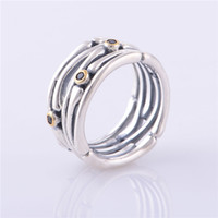 Cheap 925 sterling silver DIY Best charms ring