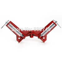 glass fish bowl - 90 Degree Right Angle T Clamp Woodworking Frame Clamp DIY Glass Fish Bowl Folder