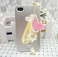Cheap jewelry for cell phone Best  phone pendant