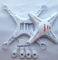 airplane body parts - SYMA X5C X5 Extra Main Body Cover For Quadcopter Drone Accessories Spare Parts Original G CH Axis RC Quadcopter