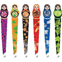 Wholesale Eyebrow Tweezers Russian doll tweezers wholesales