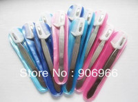 best performance pc - Best Selling High performance cost stainless steel eyebrow tweezers eyebrow comb