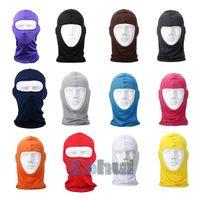 Wholesale Unisex Cycling Bike MTB Outdoor Mask SKI UV Protection Head Helmet Balaclava Dropshipping