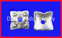 bali charms - Bali Beads End Caps Charms mm Findings B00214