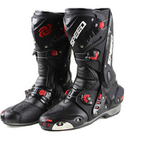 motocross boot - high quality motorcycle boots Pro Biker Racing Boots Motocross Boots Motorbike boots