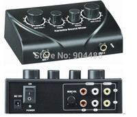 Wholesale HD N3 Karaoke mixer high quality Karaoke Echo Mixer Sing a song on PC NB Laptop