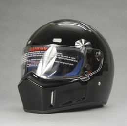 Wholesale StarWars ATV helmet Best Sales Safety Motorcycle Full Face Helmets Simpson same model Karting helmet