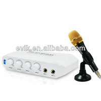 karaoke machine - High quality new Karaoke Recorder Converter amplifier Online Singing Machine best partner for Computer Free dynamic mic