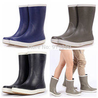 Mens Short Rain Boots - Cr Boot