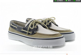 Wholesale-Sperry, boat shoes casual shoes men's shoes Color matching water were 212 mill do the old car