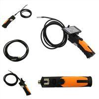 Wholesale Wireless WIFI Endoscope HD P WIFI b g n Mbps Video Inspection Snake Camera MM Lens M Probe HD
