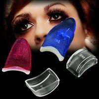applying fake eyelashes - ES0420 Japan Apply Flase Eyelash Eye Lash Glue Mascara Applicator Fake Clip Tool