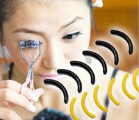 antibacterial materials - New Curlers Replacement Pads Antibacterial Material Pack Muticolor Eyelash Curler Pads Soft