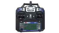 rc transmitter and receiver - NEW ARRIVAL Newest Version FS FlySky FS i6 G ch Transmitter and Receiver System LCD Screen for RC helicopter VS FS T6