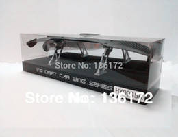 Wholesale-1 10 RC car accessories 1 10 RC drift car wing set  Spoiler free shipping