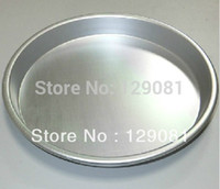 aluminum pizza plate - anode pizza plate aluminum alloy pizza plate oven diy tool cake mould