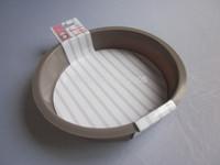 big cooking pans - Silicone big size cake pans baking pans bakeware round shape cake tools cooking tools FDA