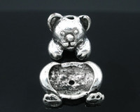 bear express - Sets Bear Bead Caps Set Finding Fit mm bead Over Free Express