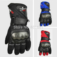 enduro - Winter Motorcycle Moto Gloves Pro biker Waterproof Motocross Motorbike GP Enduro Racing Mtb Glove Motocicleta luvas para Guantes