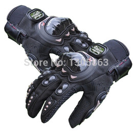 Wholesale new Pro biker Motorcycle gloves motocross gloves Full Finger Protective Gear Flexible Racing Gloves colors size M L XL XXL