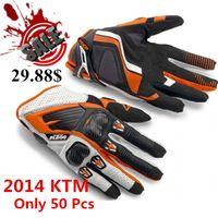 atv enduro - KTM RACE COMP GLOVES Motorcycle Cross Rally Goves Enduro Motocross Leather MX Off Road ATV Rcing Gloves