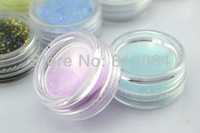 acrylic glitter nail supplies - Brand New Supernova Sale d Nail Art Decorations Color Acrylic Powder with Glitter Nails Decoration Nail Supplies A001