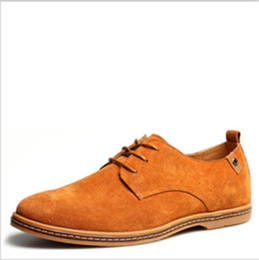 Wholesale-Winter male casual shoes genuine leather shoes plus size shoes fashion trend shoes