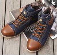 Cheap Wholesale-New 2015 autumn winter new men's shoes comfortable Sneaker leisure Sport casual shoes Korean fashion shoes men skateboard
