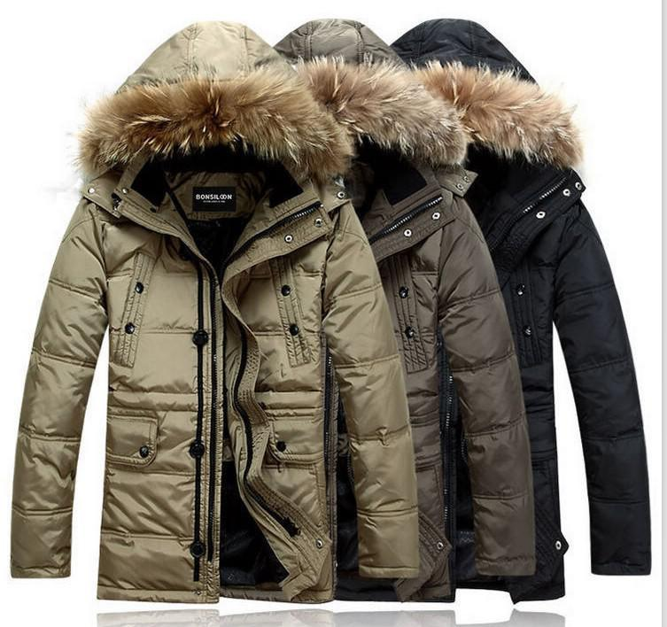 Images of Warmest Mens Winter Coats - Reikian