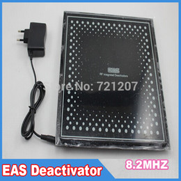 Wholesale mhz RF Soft label EAS RF integrated deactivatior decoder for checkpoint soft lale tag